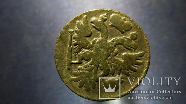 Денга 1743    с остьями, фото №6