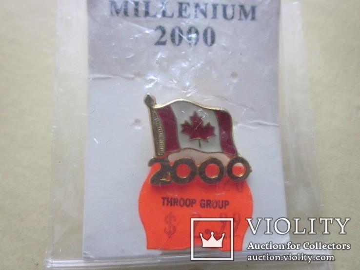 Канада. 2000 г.