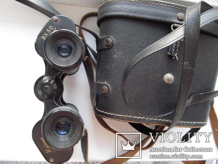 Японський бинокль Kalimar 8x30 з рідним кофром