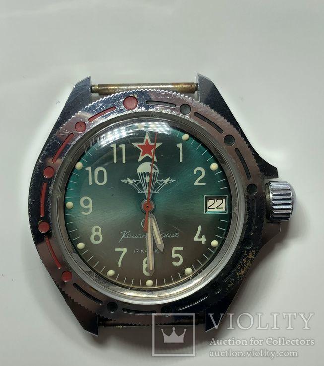 """Часы наручные """"Командирские"""", фото №2"""