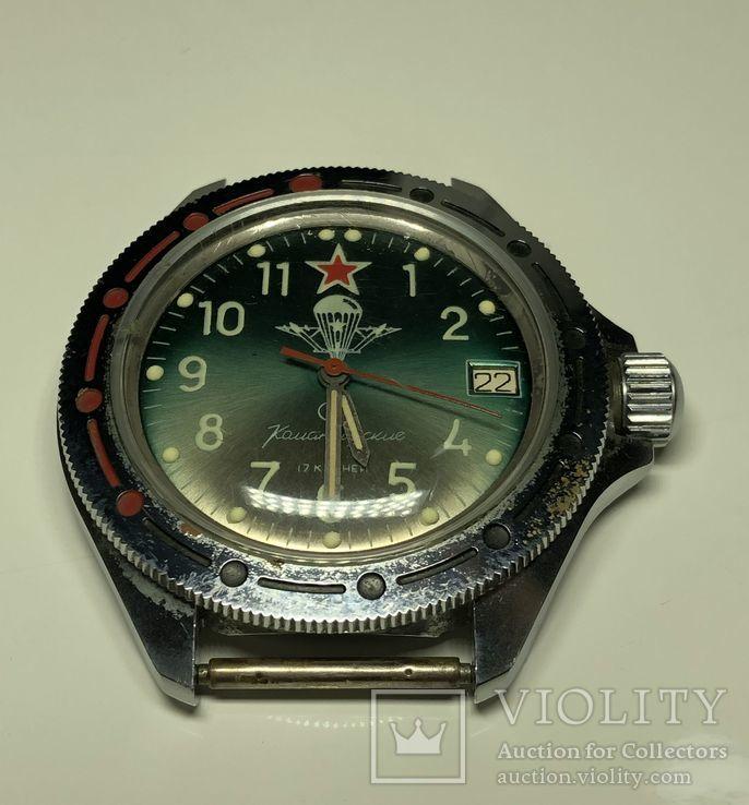 """Часы наручные """"Командирские"""", фото №3"""