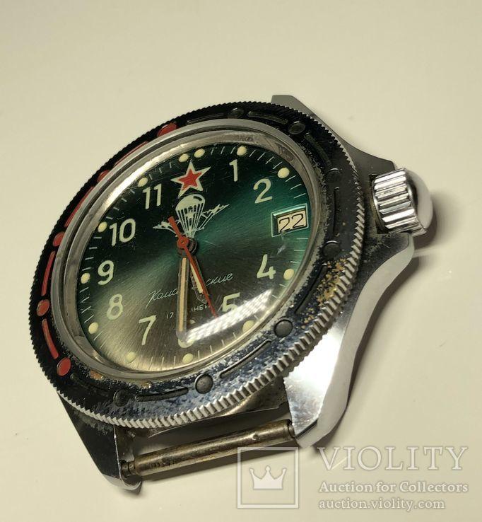 """Часы наручные """"Командирские"""", фото №4"""