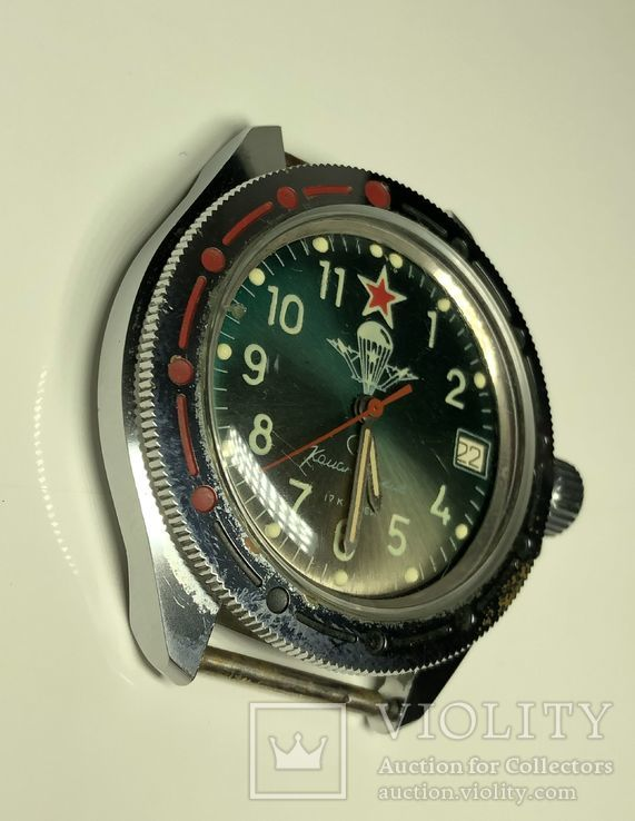 """Часы наручные """"Командирские"""", фото №5"""