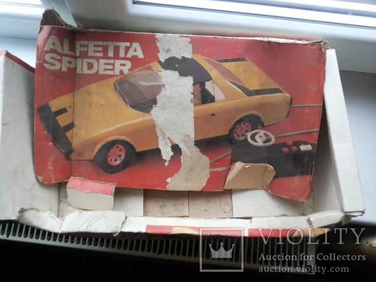 Alfetta Spider, фото №11