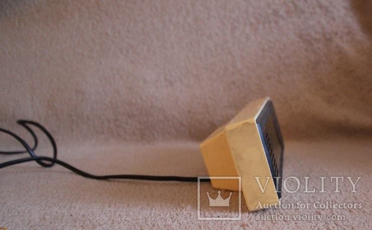 Настольные часы Электроника 7-21-01, фото №3