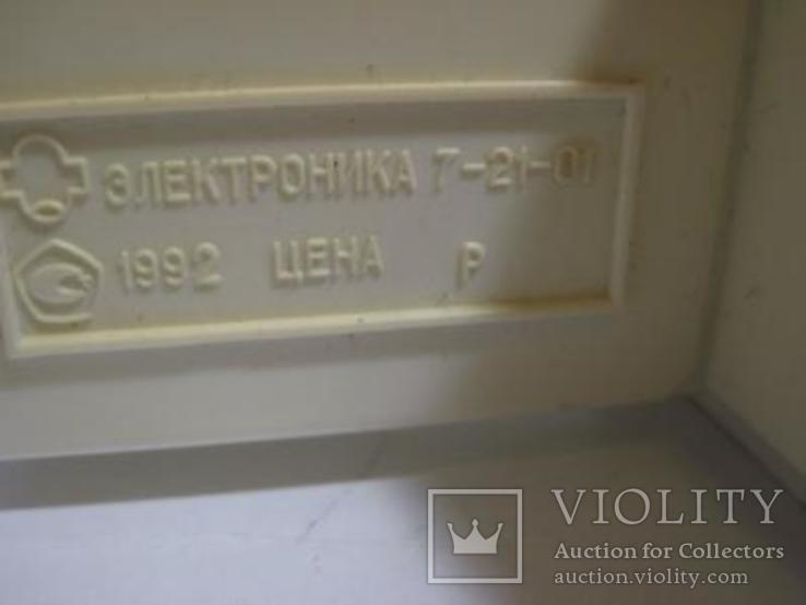 Настольные часы Электроника 7-21-01, фото №9