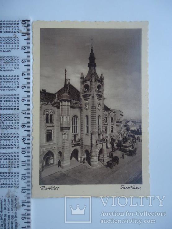 Мукачево  вид на ратушу, фото №2
