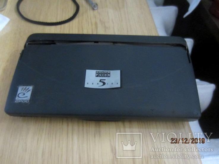 Портативный компьютер PSION Series 5 cena, фото №3