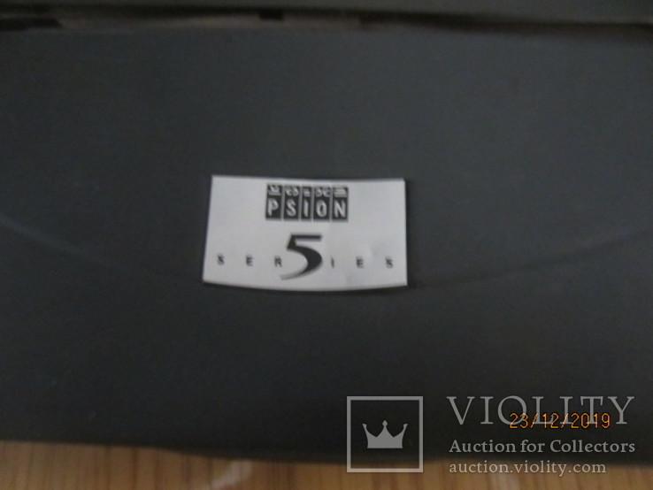 Портативный компьютер PSION Series 5 cena, фото №4