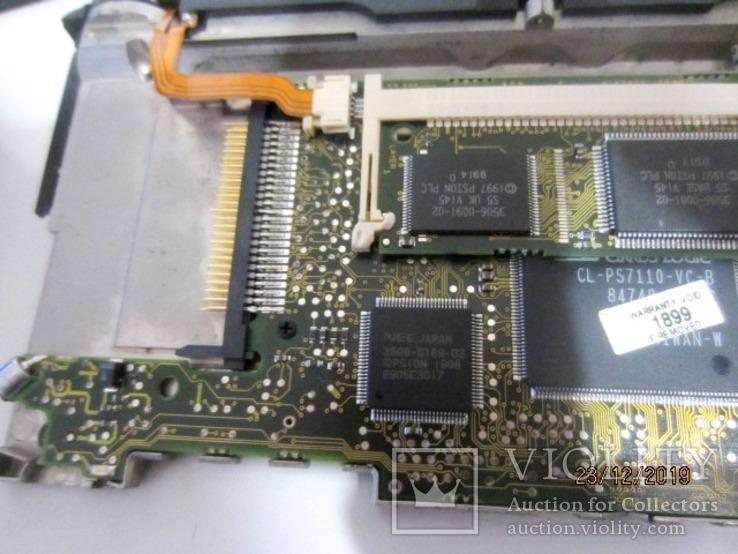 Портативный компьютер PSION Series 5 cena, фото №11
