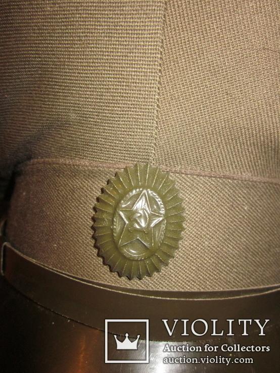 Полевая офицерская фуражка., фото №3