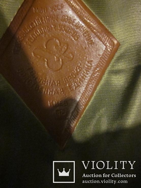 Полевая офицерская фуражка., фото №5