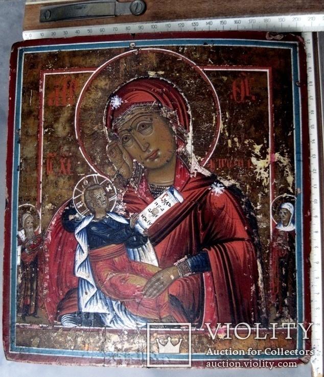 Икона Богородицы . Утоли моя печали, фото №2