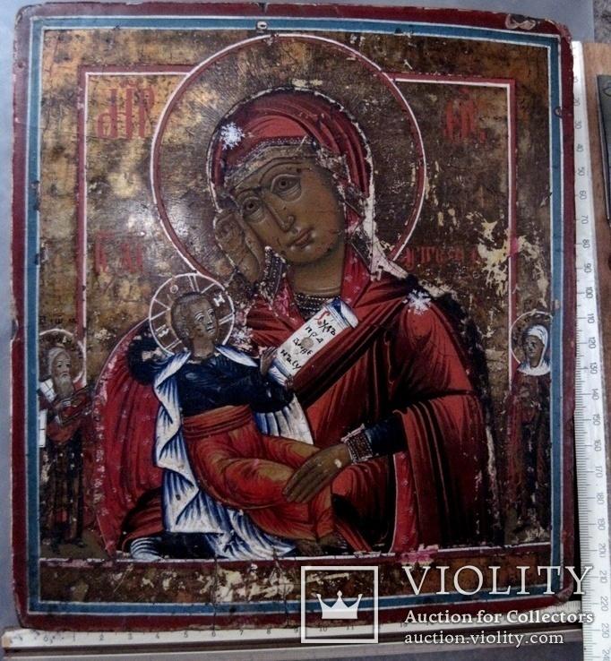 Икона Богородицы . Утоли моя печали, фото №5
