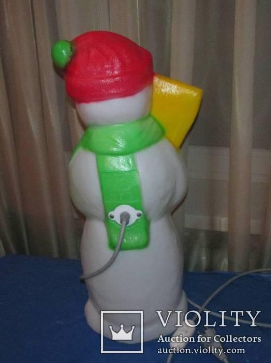 Снеговик светящийся Германия, фото №3