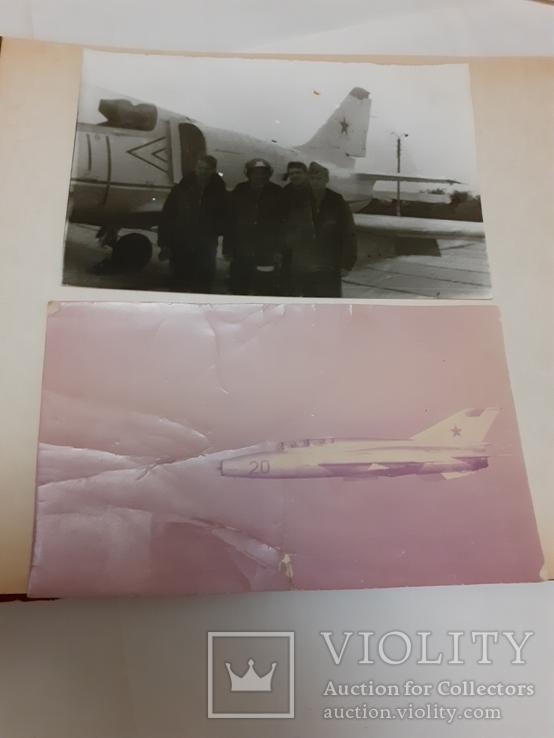 Альбом для фото.Харьковское высшее военное авиационное училище лётчиков., фото №13