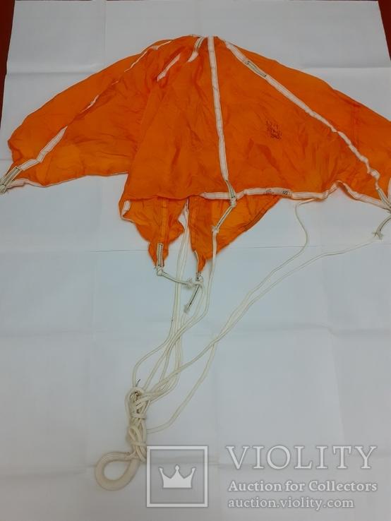 Вытяжной парашют птк -21, фото №4