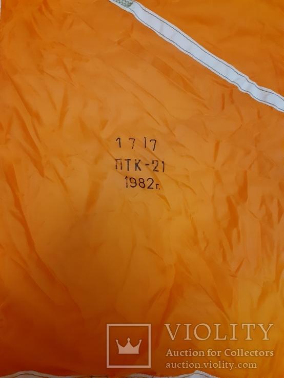 Вытяжной парашют птк -21, фото №5