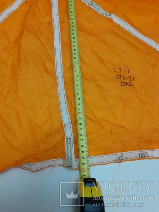 Вытяжной парашют птк -21, фото №7