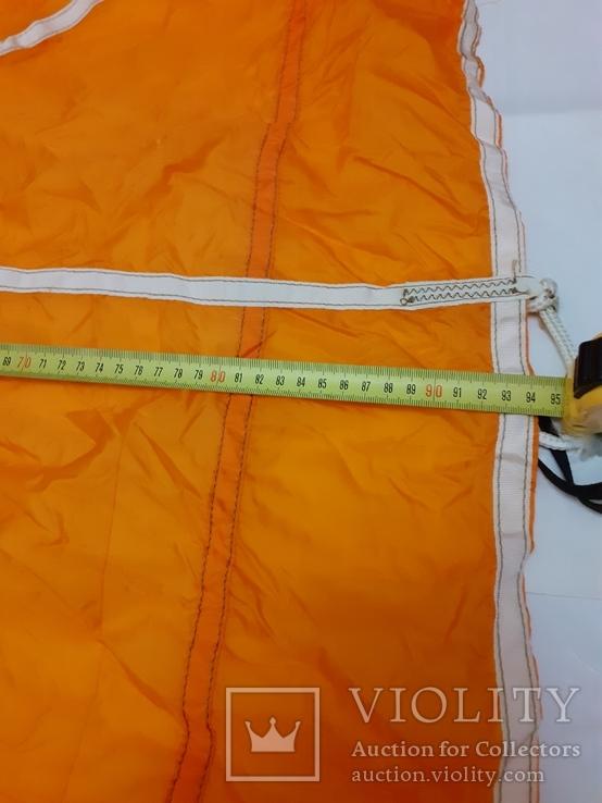 Вытяжной парашют птк -21, фото №8