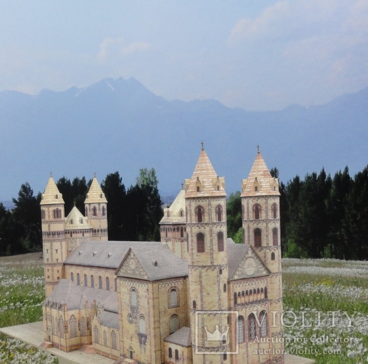 Собор в г.Вормсе Германия, фото №2