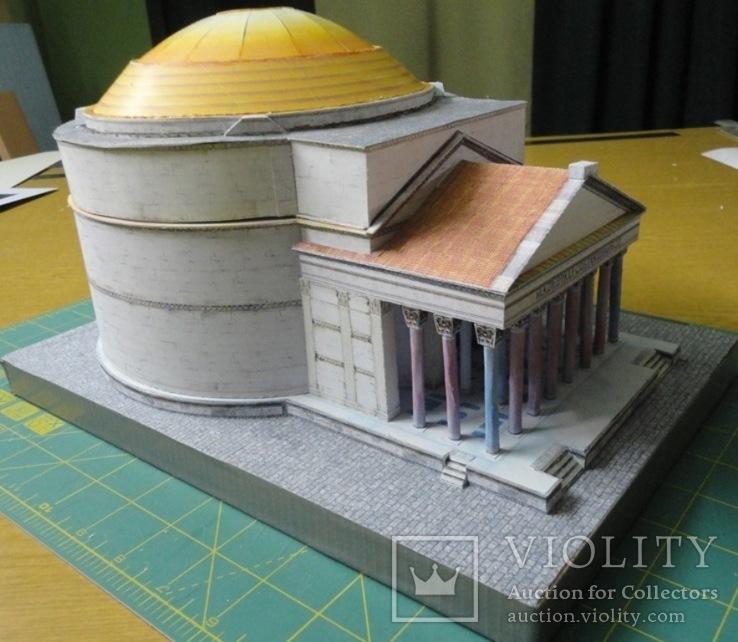 Пантеон г.Рим, фото №4