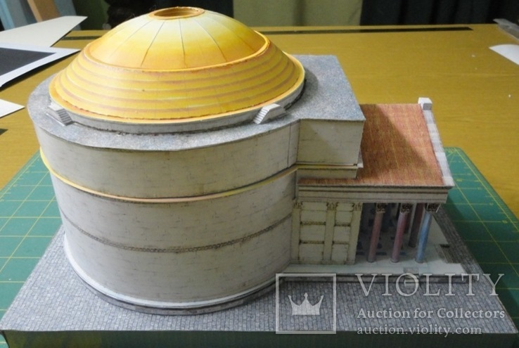 Пантеон г.Рим, фото №6