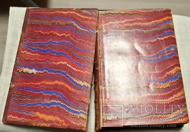 """Старая книга """"The poetikal works of Longfellow"""", фото №4"""