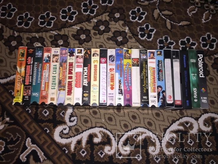 Видеокассеты, 23 шт. комедии, фото №2