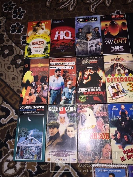 Видеокассеты, 23 шт. комедии, фото №7