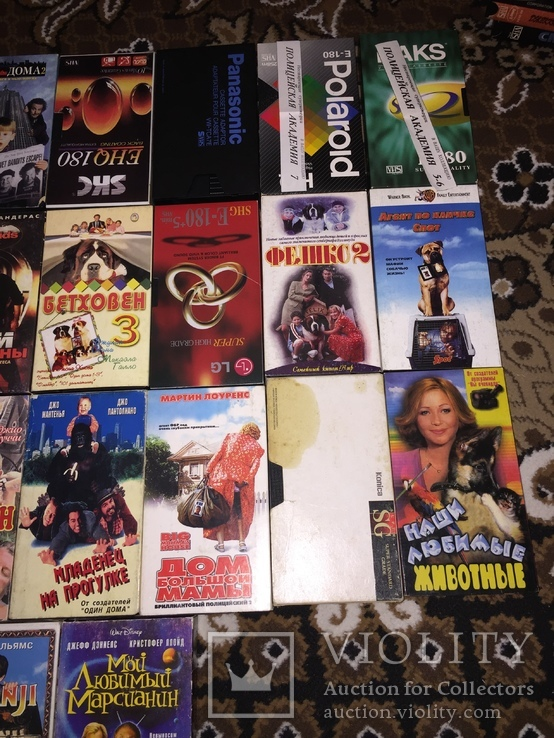 Видеокассеты, 23 шт. комедии, фото №8