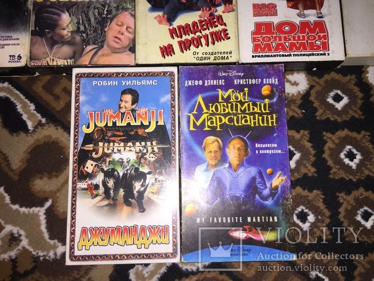 Видеокассеты, 23 шт. комедии, фото №9