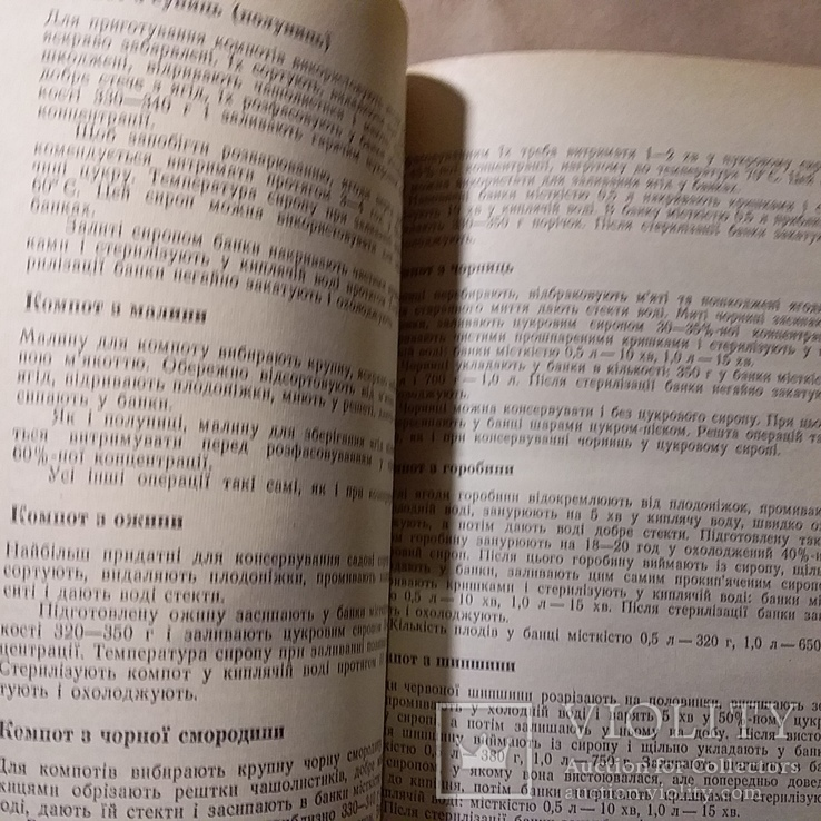 Технологія домашнього консервування 1979р., фото №4
