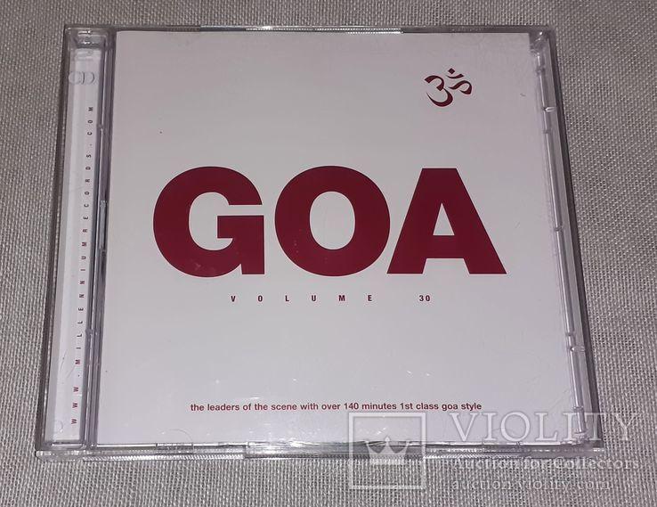 CD Goa 30 Psy-Trance, фото №2