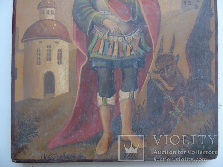 Икона св Никиты Бесогона, фото №5