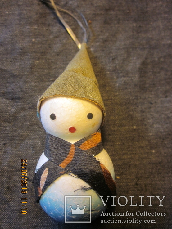 Снеговик., фото №2