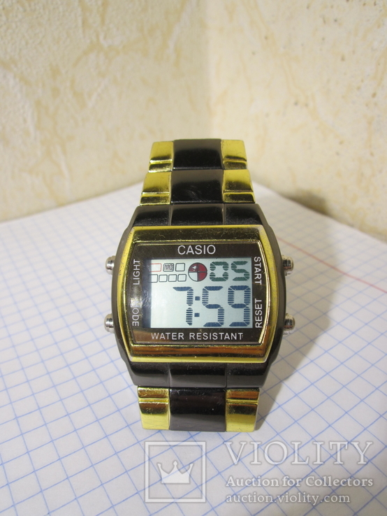 Мужские часы Casio ИМИТАЦИЯ, фото №2