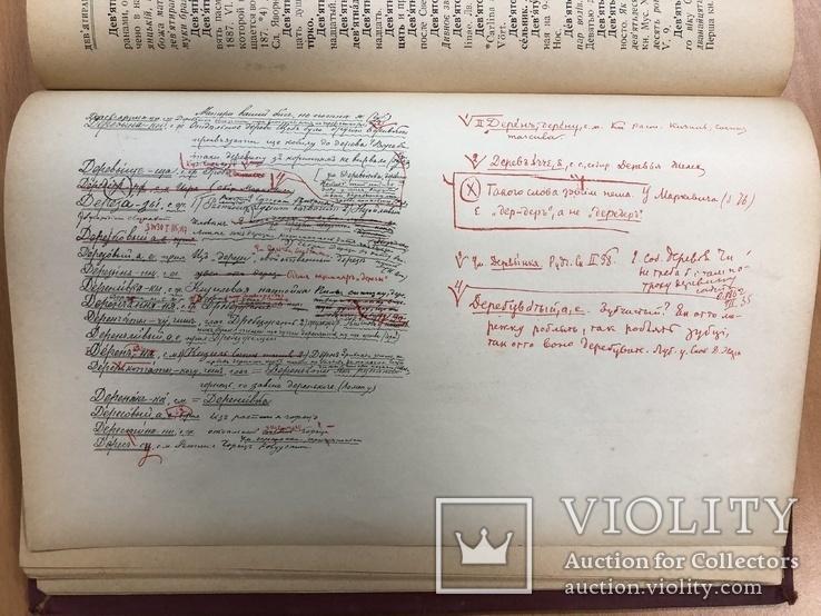 Словник Української мови. Київ 1927 рік, фото №11