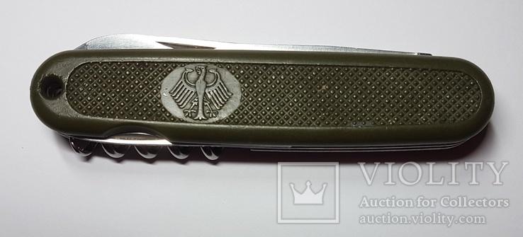 Армейский складной нож BW Victorinox. Германия. Бундесвер