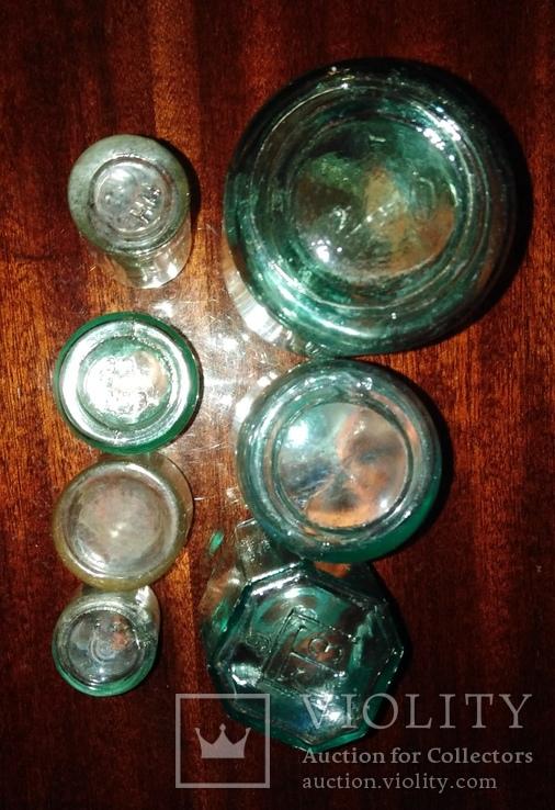 7 медецинских пузырьков одним лотом., фото №6