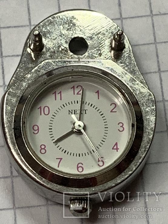 Часы кварцевые рабочие NEXT, фото №2