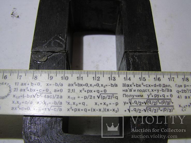 Сердечник трансформатора 2., фото №4