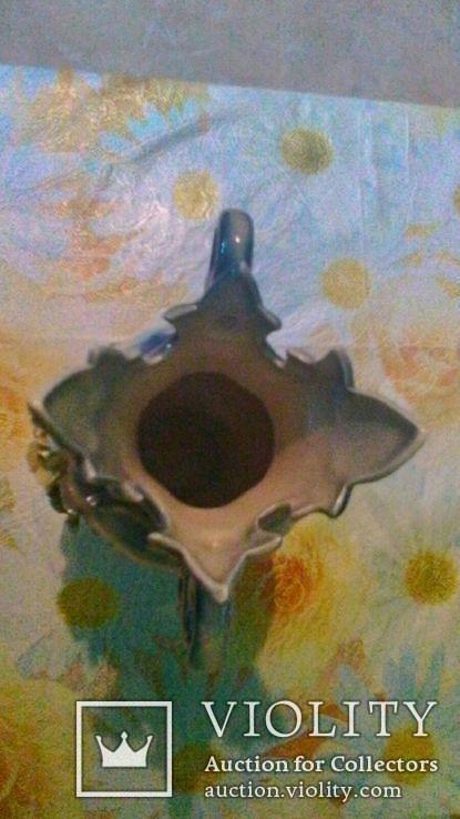 Набір для туалетного столика. Вазочка для квітів і шкатулочка для прикрас., фото №9