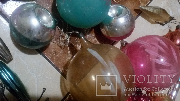 42 игрушки на елку ссср, фото №4