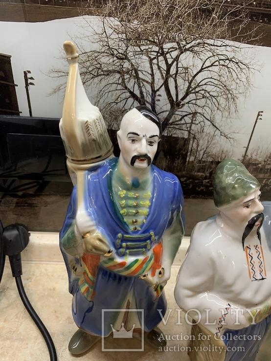Две статуэтки /с глечиками / ., фото №2