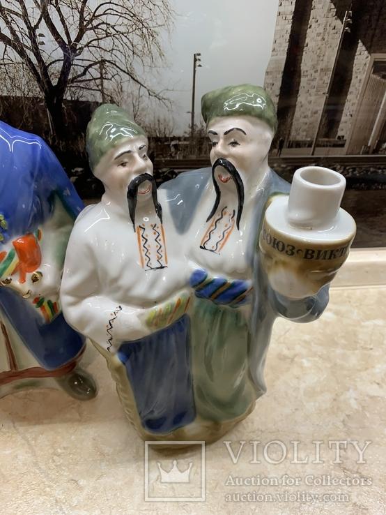 Две статуэтки /с глечиками / ., фото №3