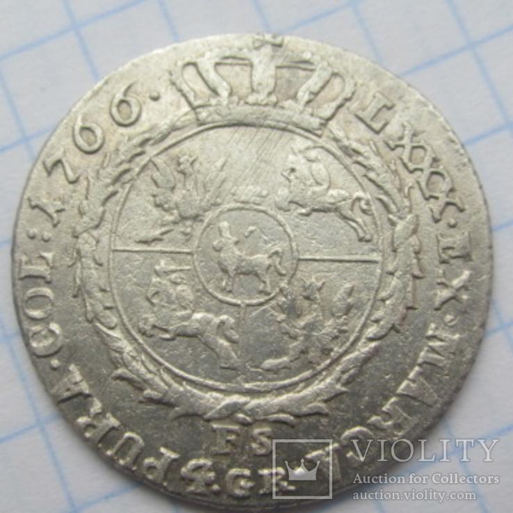 4 грош 1766