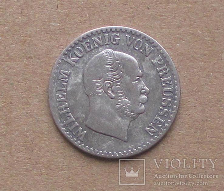 1 грошен 1865(а), фото №2