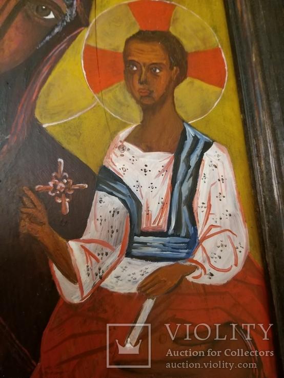 Икона Матерь Божья, фото №4