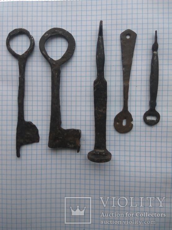 Ключи КР, фото №3